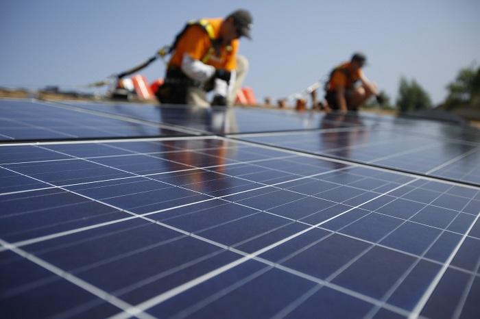r Home with Solar Energy