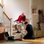Arranging Stairlift Installation