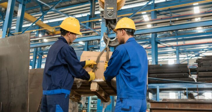 Material handling safety measures