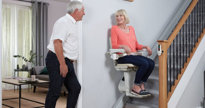 Stair lift 9